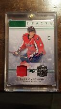 2014-15 Upper Deck Artifacts Alex Ovechkin 6/8 Jersey/Stick/Autograph