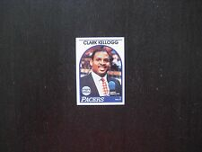 1989 1990 NBA Hoops Announcer Card Clark Kellogg Pacers Promo Basketball Card
