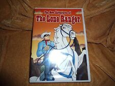 The New Adventures of The Lone Ranger (2011) [1 Disc DVD]