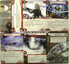 Star Wars LCG - Objective Set #65 - Escape from Hoth