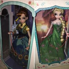 "Disney Store Deluxe Limited Edition 17"" Cinderella Doll 2012 RARE NRFB UK SELLER"