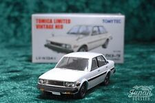 [TOMICA LIMITED VINTAGE NEO LV-N134a 1/64] COROLLA 1600GT 1979 (White)