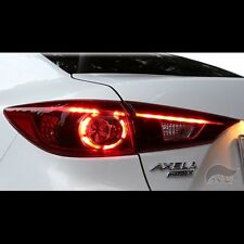 LED Genuine Style Tail Lights Rear Lamps For Mazda 3 Axela M3 2014~2016+