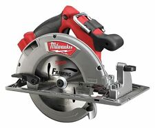 "BRAND NEW MILWAUKEE BRUSHLESS FUEL CIRCULAR SAW 184MM 7-3/4""  2731-20 bare tool"