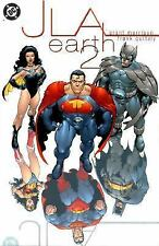 JLA Earth 2 by Grant Morrison & Frank Quitely HC DJ 1st Print OGN DC Comics 2000