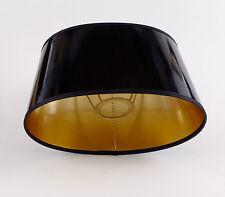 schwarze lampenschirme ebay. Black Bedroom Furniture Sets. Home Design Ideas