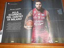 Sport Week.Miroslav Raduljica,Raphael Gualazzi,jjj