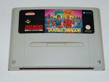 Super Nintendo: Super Double Dragon (cartucho, PAL-ESP)