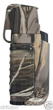 Blazer Venture Refillable Butane Duel Torch Flame Camo Lighter