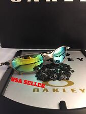 Oakley Juliet Orbital Gaskets X Metal RubberGasket Shocks XX Penny