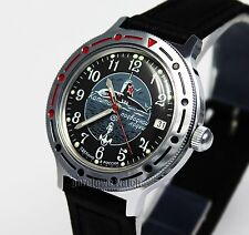 Vostok Men's KOMANDIRSKIE Automatic wristwatch  Russia watch  submarine # 921831