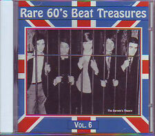 V.A. - RARE 60's BEAT TREASURES Volume 6 CD