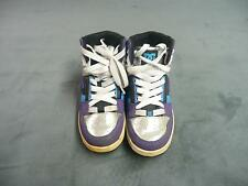 "Women's DC SHOE CO USA ""Rebound High"" Shoes Size 7 ( 302164 ) skateboard shoes"