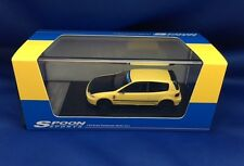 1/43 SPOON Civic EG6 Yellow Rare Model