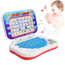 Baby Kids Toys Study Game Intellectual Learning Song Mini PC Machine New
