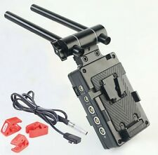 Camtree Hunt Lemo Splitter Per Sony fs-700 fotocamera (Cinch-ps-fs700)