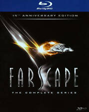 FARSCAPE:The Complete Series(20-Blu-ray Set,15th Anniversary)New Seasons 1 2 3 4
