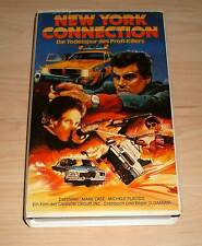VHS - New York Connection - Action - Cannon Videofilm - Videokassette