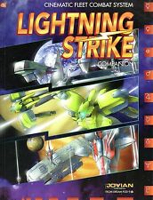 LIGHTNING STRIKE-COMPANION-(SC)-JOVIAN CRONICLES-neu-new
