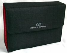 Designer OZWALD BOATENG Travel Wash Bag Toiletry Cosmetic Hanging Case Trendy