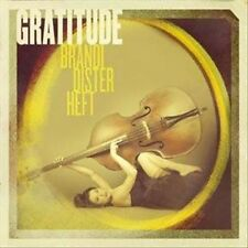 Brandi Disterheft CD Gratitude Jazz Vocals Cabaret Standards Justin Time Digipak