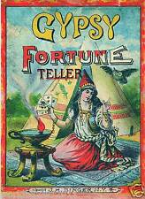 VICTORIAN CURIOSITY TAROT CARD FORTUNE TELLER CLAIRVOYANT FUTURE CIRCUS SIDESHOW