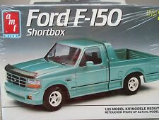 1993 FORD F-150 SHORTBOX PICKUP TRUCK AMT 6835 1:25 KIT  1992 ISSUE  2N1 WRAPPED