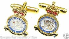 RAF Royal Air Force Police Cufflinks