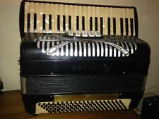 Accordion Sonola 5 Register 120 Bass Lovely Sound Italian Top Reeds