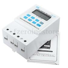 Digital LCD Electronic Plug-in Programmable 12/24 Hour Timer Switch Socket Relay