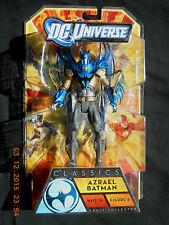 MATTEL DCUC DC UNIVERSE SER 17 AZRAEL BATMAN ACTION FIGURE!