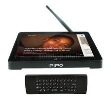 PiPO X8 Windows 8.1+Android 4.4 TV Box Smart Mini PC BT +Air Mouse Keyboard 83GE
