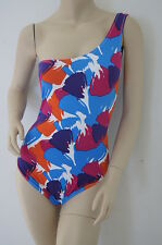 TOPSHOP Swim wear One Shoulder Swimming Costume Size 10 (MS7)