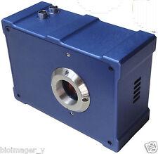 "BCF4000C/M-c: 4.0MP 4/3"" Cooled CCD Color/Monochrome Research Microscope Camera"