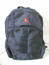 NIKE AIR JORDAN DEUCE BACKPACK BAG BLACK-RED [9A1138-391]