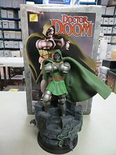 BOWEN DESIGNS DOCTOR DOOM STATUE FANTASTIC FOUR FULL SIZE RARE ORIGINAL MET