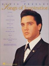 Elvis Presley - Songs of Inspiration (Easy Piano Personality)-ExLibrary