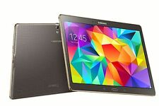 Samsung Galaxy Tab S 4G LTE Tablet WiFi Gray 10.5 16GB SM-T807A AT&T (Unlocked)
