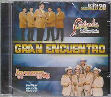 SEALED - Cardenales De Nuevo Leon Los Traileros CD NEW Gran Encuentro BRAND NEW!