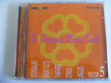 MUSIC BANK PRIMROSE RARE LIBRARY MUSIC SOUNDS CD