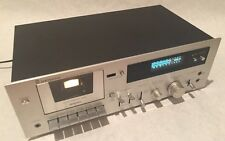 Sherwood CD-201CP Stereo Cassette Deck Very Good Condition