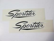 Harley Sportster XLCH NOS Gas Tank Decals