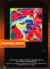 TANGERINE DREAM dante´s inferno DVD NEU OVP