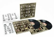 LED ZEPPELIN PHYSICAL GRAFFITI NEW SEALED 180G REMASTERED DOUBLE LP IN STOCK