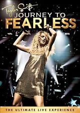 Taylor Swift - Journey to Fearless (DVD, 2011) R4