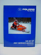 Polaris 2001 Indy 120 XC SP Snowmobile Used Service Manual #133