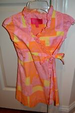 Girl's size 6T Lilly Pulitzer dress! EUC! worn once! must see!