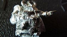 WARHAMMER LIMITED EDITION GROMBRINDAL WHITE DWARF SUBS 2009 DWARF LORD THANE
