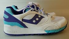 Saucony Shadow 6000, sz. 6.5,White/ Blue, DS, NIB New, Mens, running SHIPS FAST!