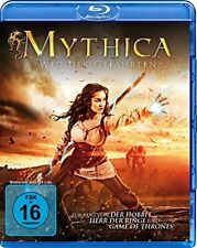 Mythica: A Quest for Heroes (2015) (Blu-Ray) Melanie Stone, Adam Johnson, Anne